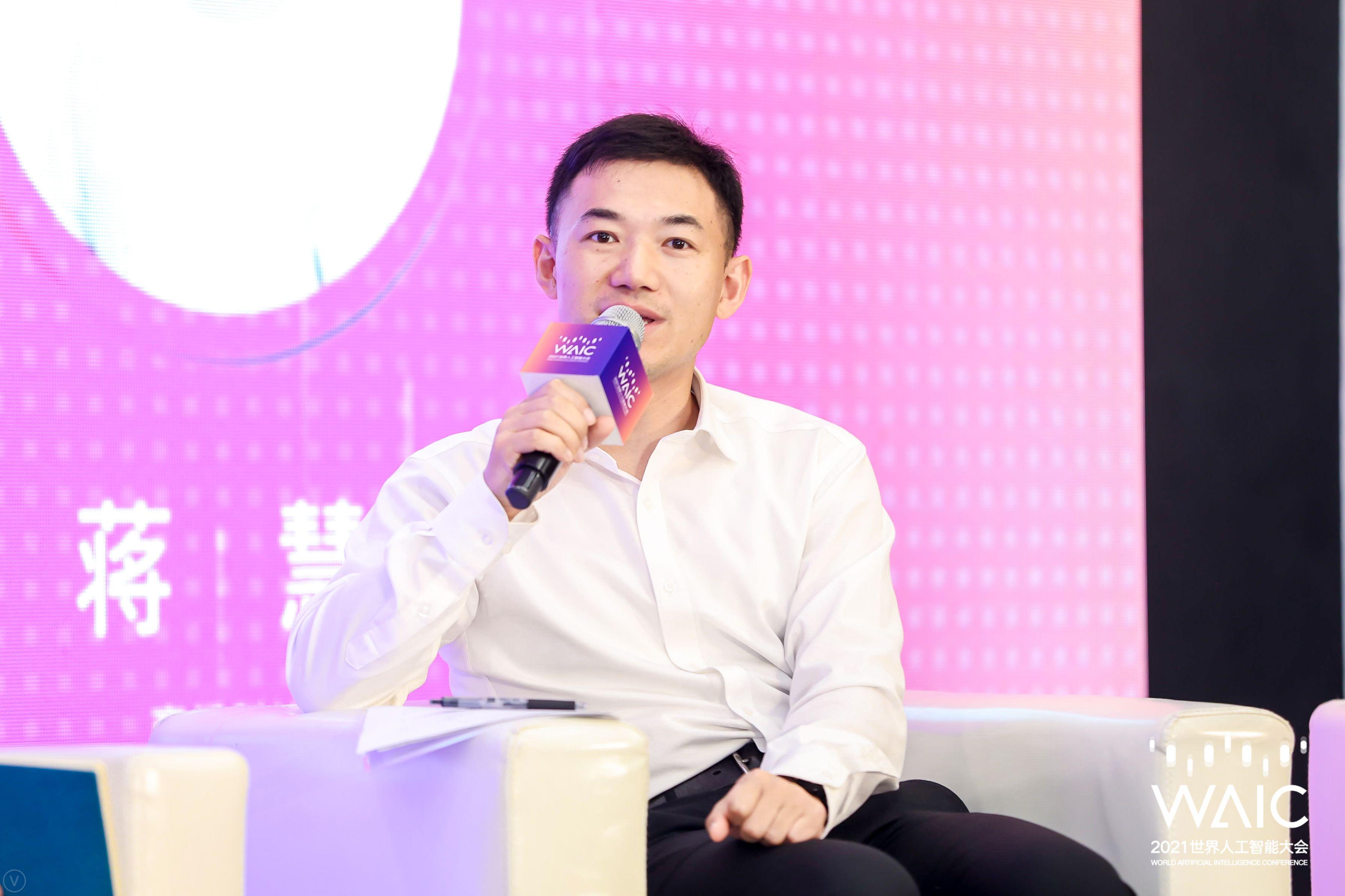 上海计算机软件技术开发中心人工智能治理研究所执行所长陈敏刚