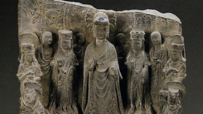 药师佛信仰起源之辩,从成都发现的南方最早药师佛像说去
