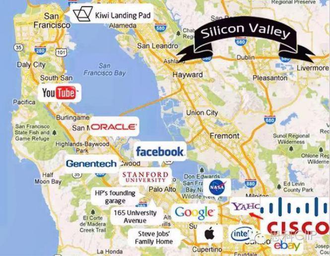 图1 美国加州101公路创新走廊布局图