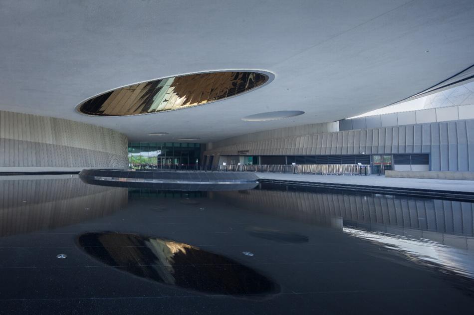 圆洞天窗 上海建筑设计研究院 供图