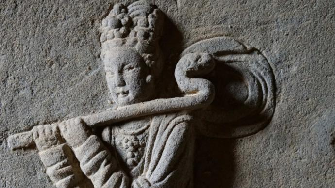 扬之水|世间声色与石雕之妙——关于川南宋墓石刻