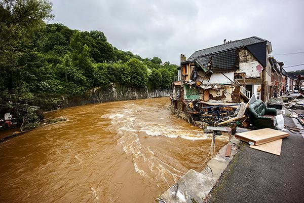 必晟平台登录:西欧洪水灾害遇难人数超过160人,多地面临高昂重建成本