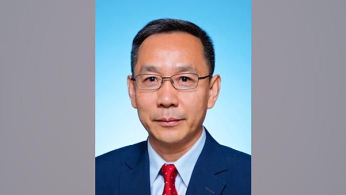 陈林已任深圳市政协党组成员(保留正厅级)