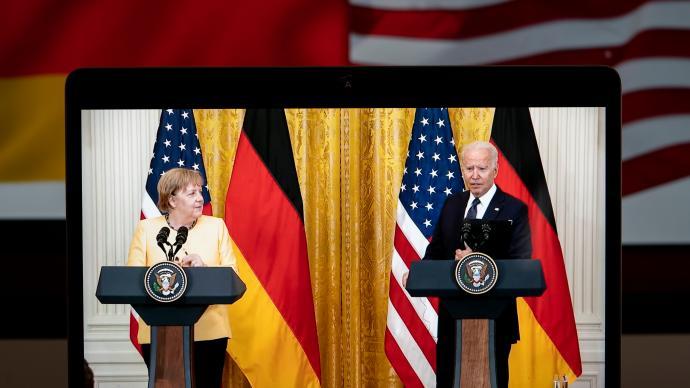 同不雅·德国|白宫主人从特朗普换成拜登,但德美不合仍难消弭