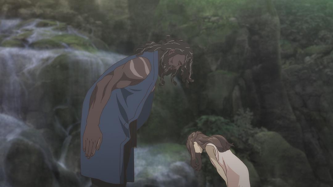 《武士彌助》(Yasuke)劇照。