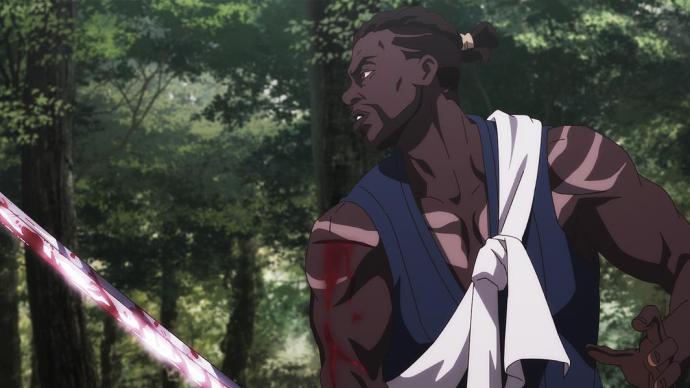 種族與二次元:從黑人武士彌助到日本動畫的種族表征難題