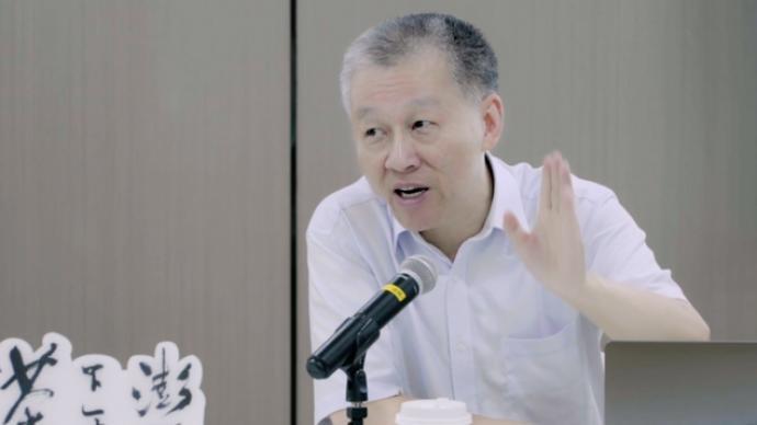 澎湃下午茶 王思政:提升软实力是建设世界强市的必由之路