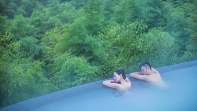 暑假出行,去长三角泡温泉康养打卡江苏园博园