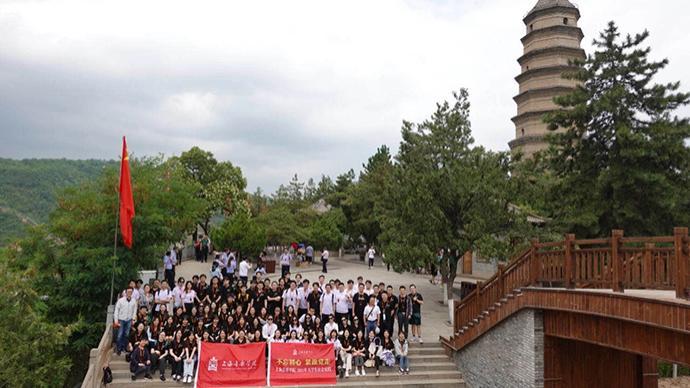 一路走一路歌一路学,上海音乐学院《长征组歌》到延安