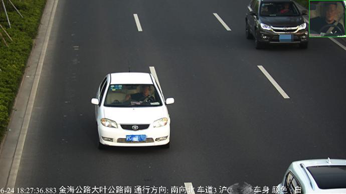 """上海警方今年已查获896名""""失格驾驶人"""",最高拘留15天"""