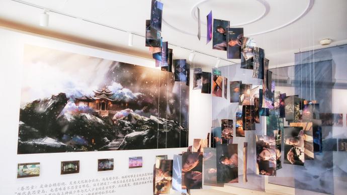 把仙境搬进现实,国创动画首次进驻美术馆