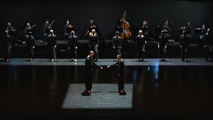 他们在音乐厅里跳舞,小河×陶冶:艺术有大用