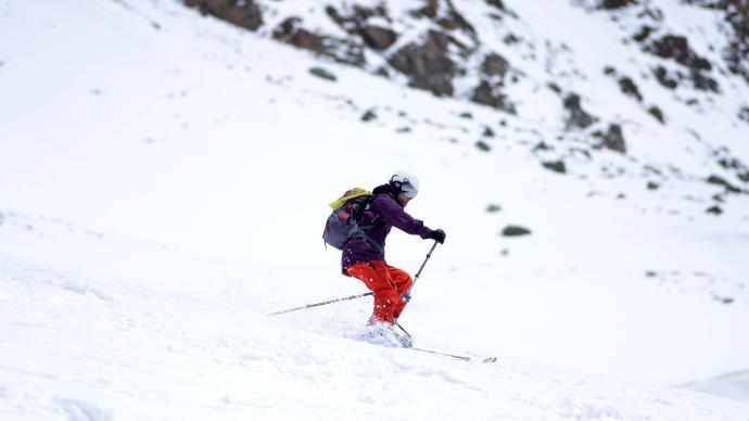 入奥了!中国滑雪登山迎新挑战