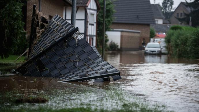 与洪共存|德国的世纪洪水:何以至此