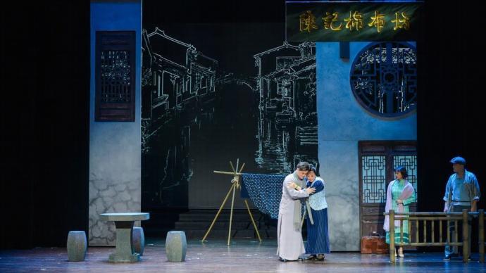 未来共推戏曲,上海城市剧院与新东苑沪剧团战略合作
