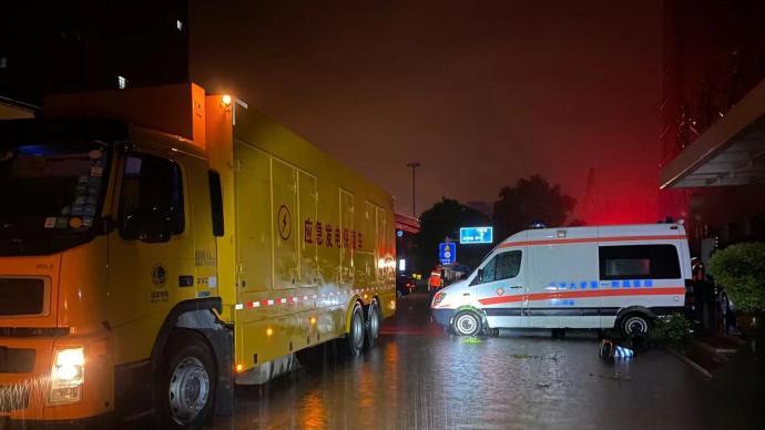 经彻夜抢修,郑大一附院ICU于21日凌晨5时恢复供电