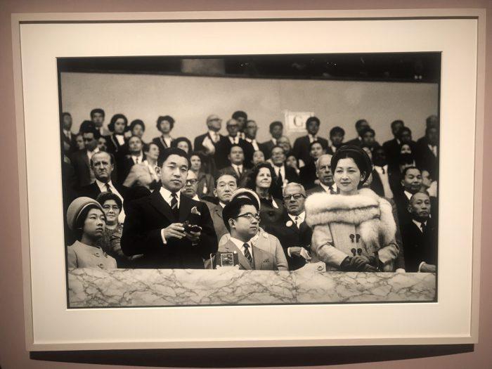 """""""DEPARDON/TOKYO 1964-2016""""摄影展中展示的现场照片 ©️ Girlsartalk"""