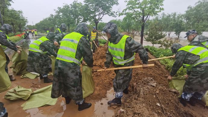 多家国内企业、基金会纷纷捐款支援河南防汛抢险救灾
