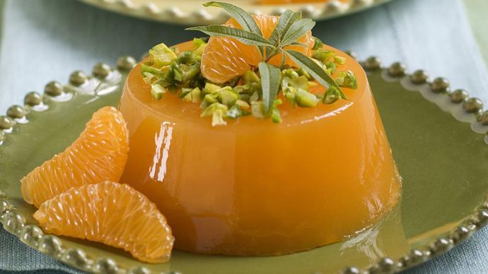 下厨房|和阳光一起,捕捉蜜橘的香气