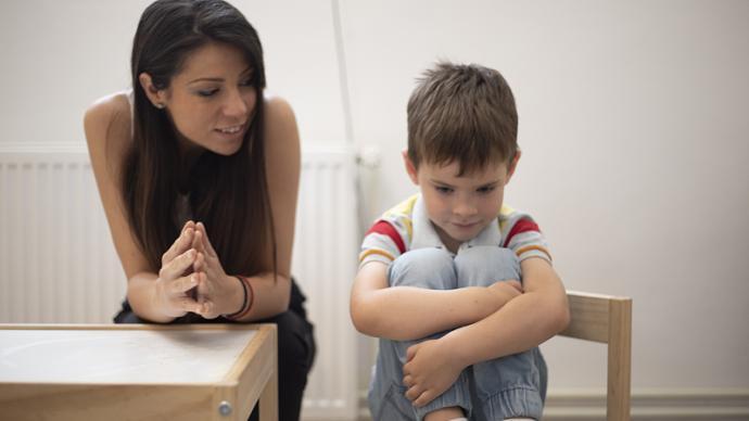 心理问答|听话的孩子以后自控能力比较强?