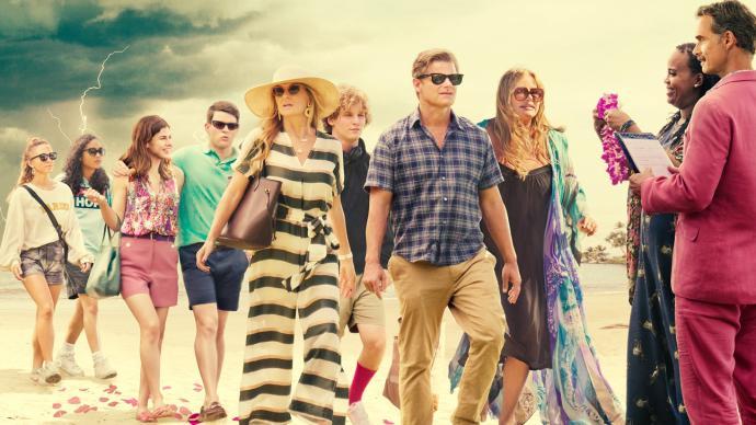 《白莲花度假村》:夏威夷的高级度假村里,能发生什么坏事?