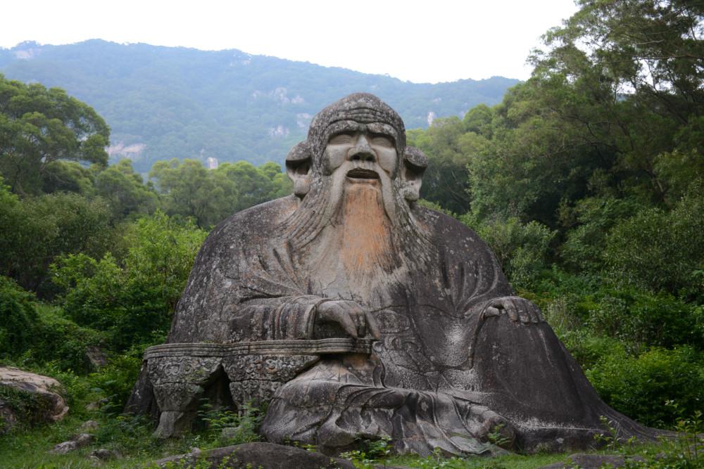 老君岩造像