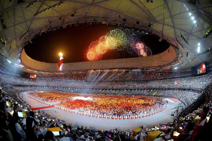 2008年北京奥运会开幕式