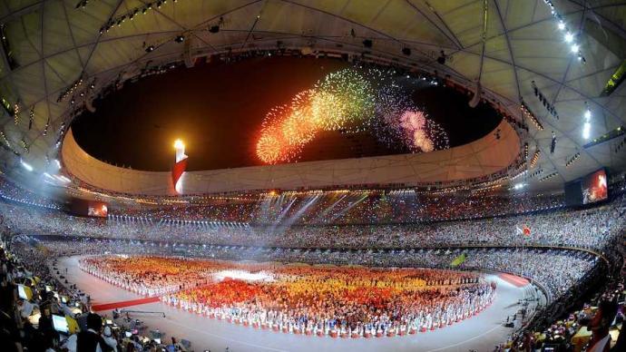 奥运不雅念在中国的接受历程