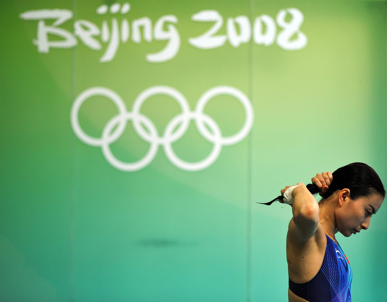 郭晶晶从运动员变成了跳水技术委员会委员。