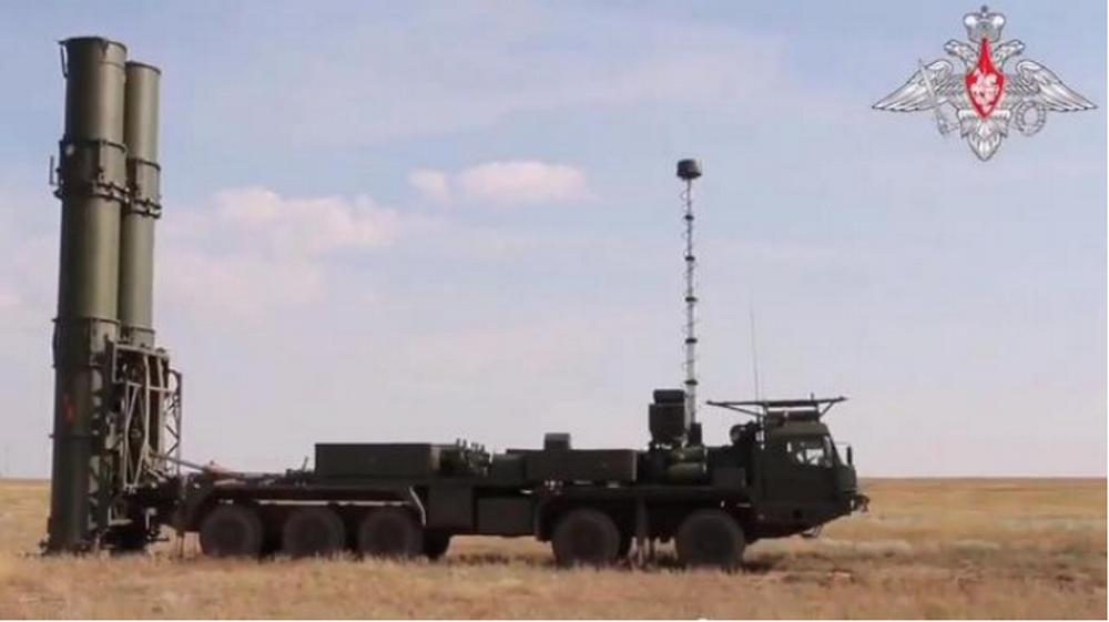 S-500防空导弹首次现身。