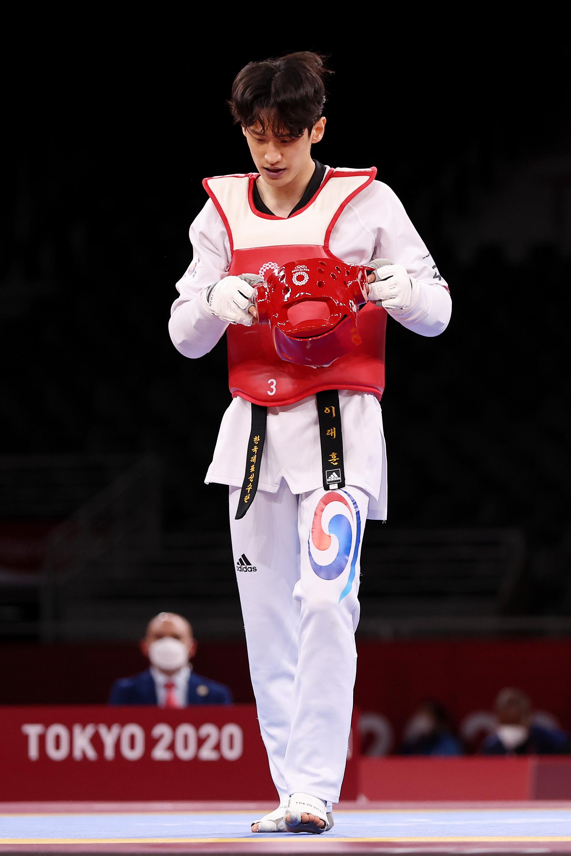 韩国名将李大勋。