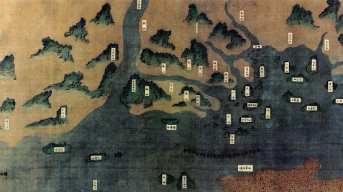 """""""海道针经"""":中国古人的""""航海秘笈"""""""