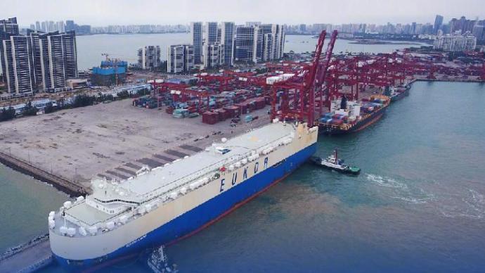 海南跨境服贸负面清单发布,系我国在该领域首张负面清单