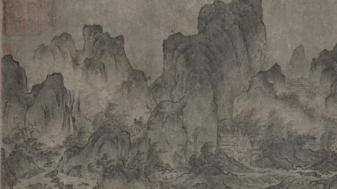 """台北故宫展画史""""遗珠"""", 呈现日本大阪藏宋元名迹"""