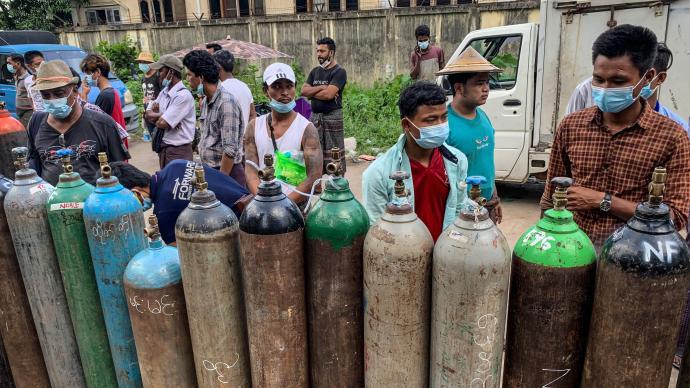 驻缅甸使馆将对在缅企业人员实行熔断办理,增强远端防控办法