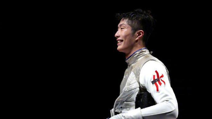 林郑月娥祝贺张家朗在东京奥运会勇夺金牌:为香港创造历史