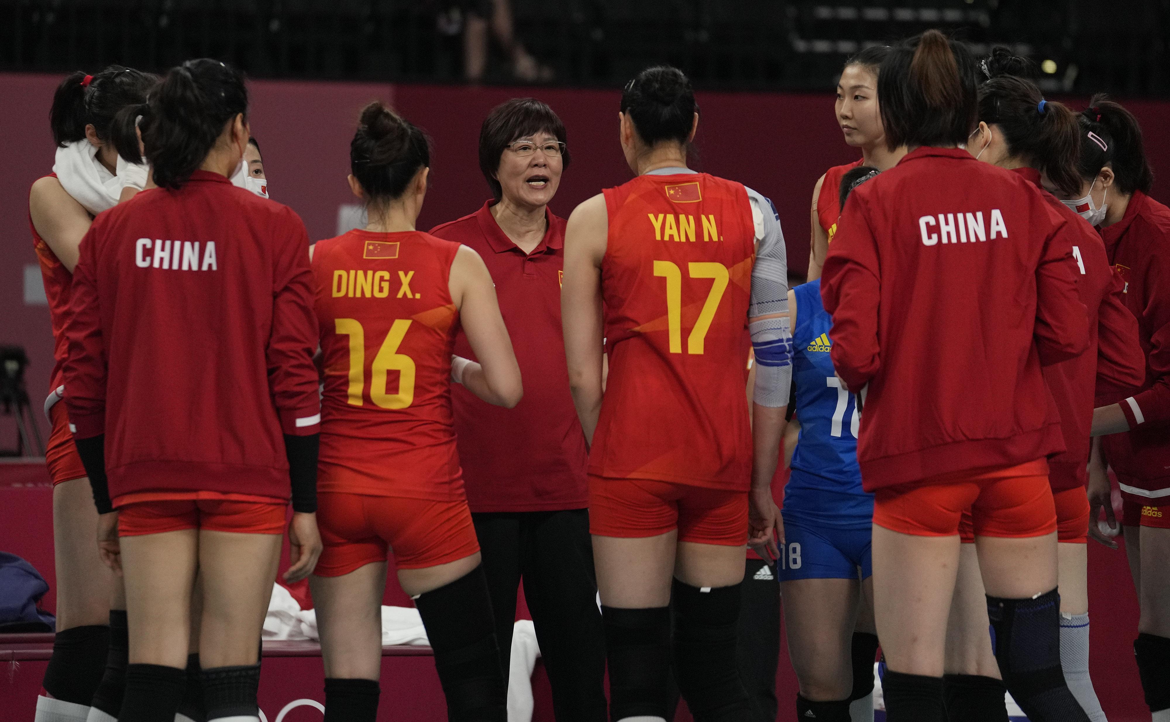 朱婷受伤,中国女排如何应对?