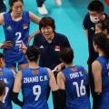 中国女排0-3不敌美国:东京奥运两连败,王梦洁再上热搜