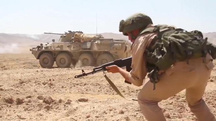 西索不雅欧亚|美军撤离阿富汗,俄罗斯在中亚安全主导作用凸显