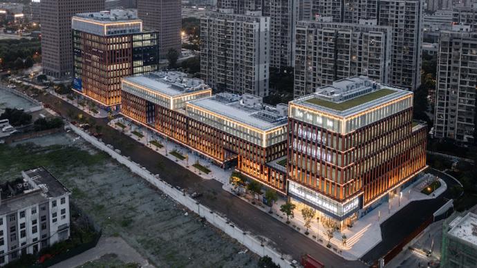 """杭州LOFT49開園,萬科以""""超鏈中心""""打造產業集群"""