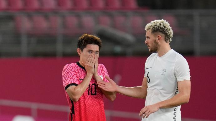 除了一心想免兵役的韩国队,奥运男足比赛已经成了鸡肋?