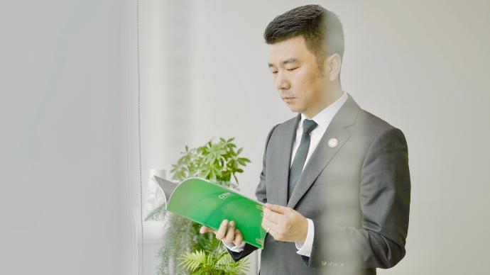 合肥链家金玉鹏:不平的开拓者,引领行业向阳向上