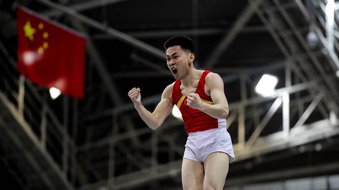 中国体育代表团:东京奥运,我们准备好了