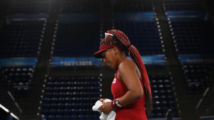 早安·奥运|东京奥运主火炬手爆冷出局,无缘女网八强