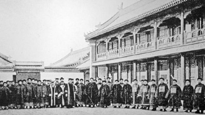 工作坊︱西学何以东渐:外文译介与近代中国的历史书写