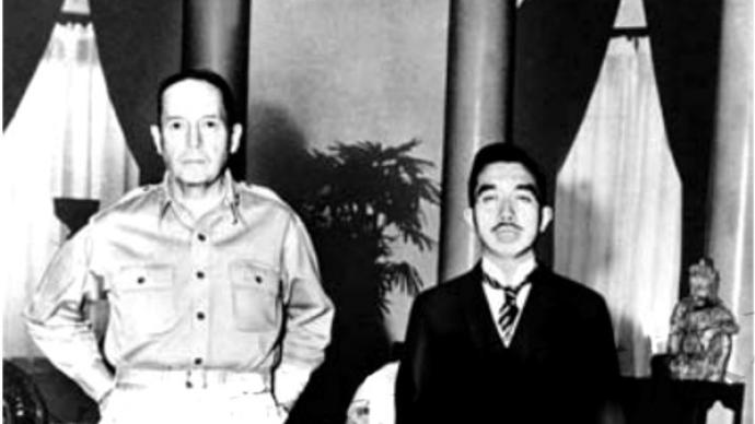 """基于""""人種""""的解讀:日本戰敗后為何不痛恨美國占領者?"""