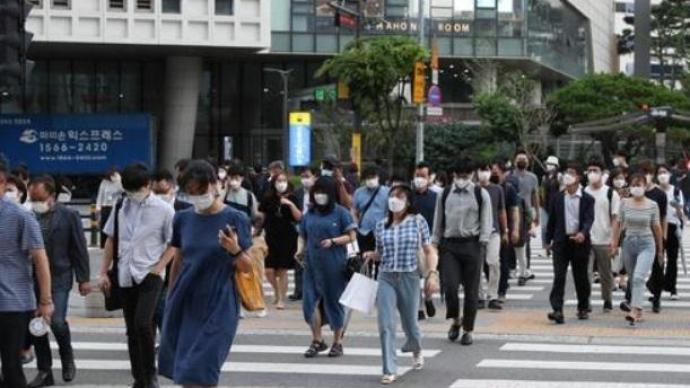 领区多名中国公民集体感化,中国驻韩国釜山总领馆再次提示