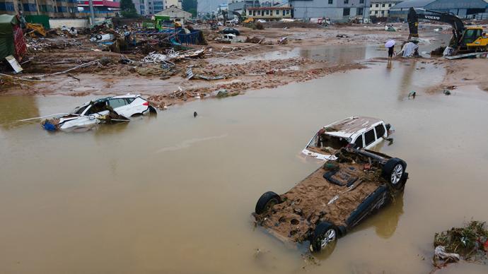 河南:各险企已救援受灾汽车6.64万辆,已决赔款5.2亿