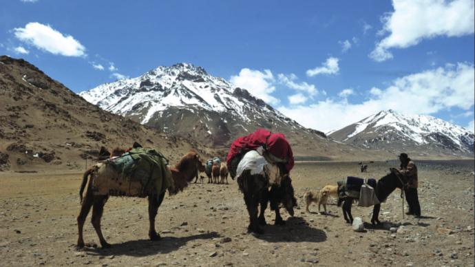 专访|侯杨方:重返帕米尔,追寻玄奘与丝绸之路