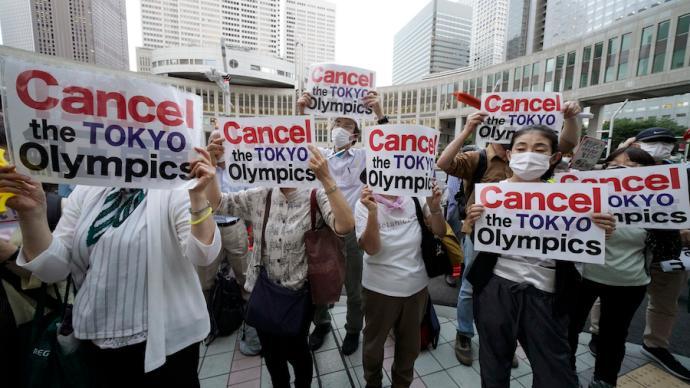 失效的重建象征与当下的健康隐患:日本民众为何抗议奥运?
